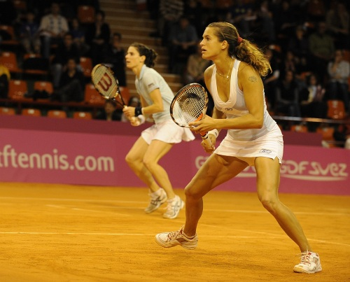 french fed cup doubs