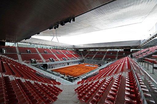 roma stadio centrale del tennis foro italico page 22 skyscrapercity. Black Bedroom Furniture Sets. Home Design Ideas
