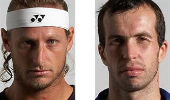 David Nalbandian, Radek Stepanek
