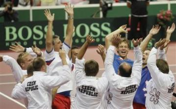 team czech mexican wave