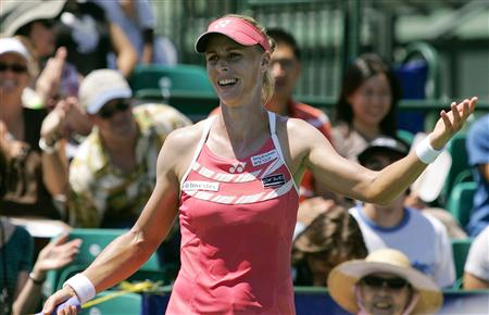 TENNIS-WOMEN/STANFORD