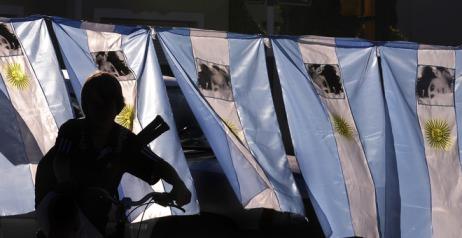 ARGENTINA-DEL POTRO-HOMETOWN
