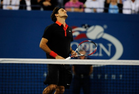 TEN-US OPEN-FEDERER-DEL POTRO