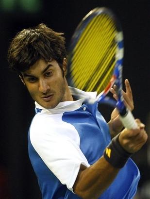 SOUTH AFRICA INDIA DAVIS CUP TENNIS