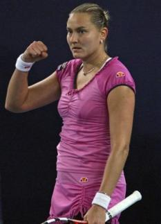 nadia petrova china open 2009