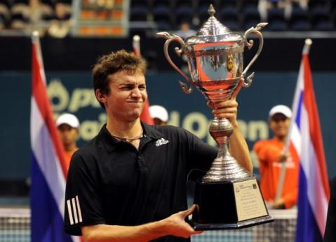 gilles simon trophy thailand open bangkok final