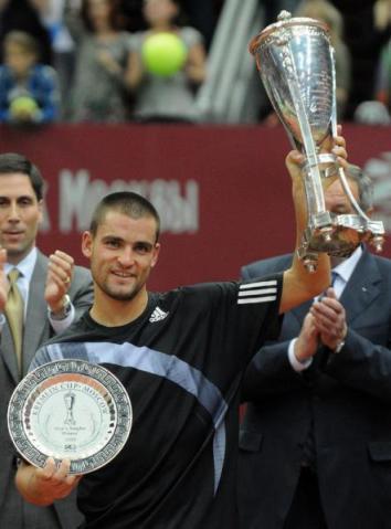 mikhail youzhny kremlin cup moscow trophy