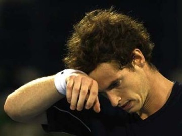 murray out of shanghai