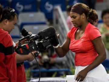 serena williams china open beijing
