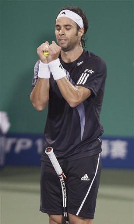 shanghai fernando gonzalez second round
