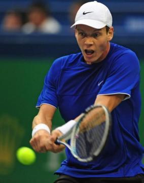 shanghai tomas berdych first round