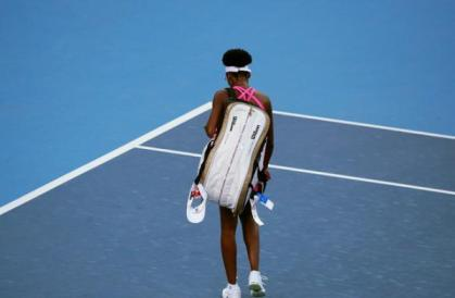 venus williams china open beijing pavlyuchenkova