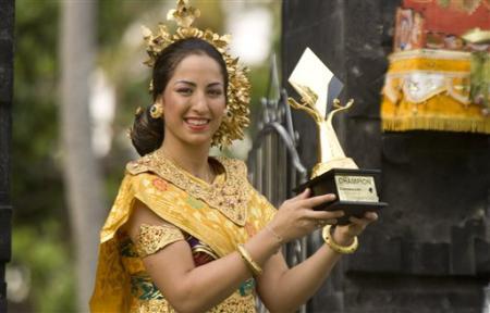 aravane rezai trophy