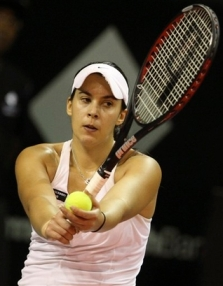 marion bartoli serve