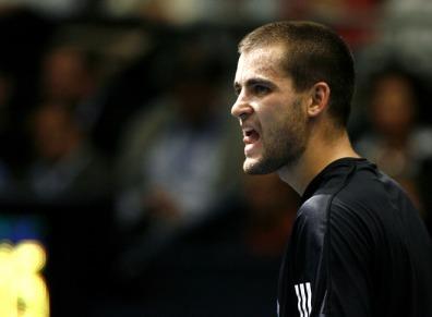 mikhail youzhny frustrated