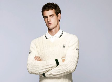 andy murray fred perry