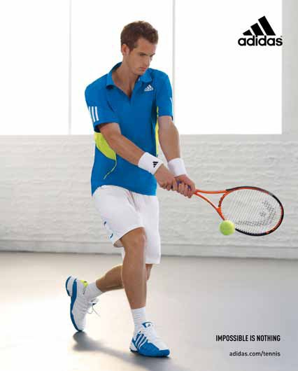 andy murray tennis shirt adidas
