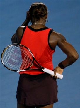 Quite Serena williams elena dementieva opinion