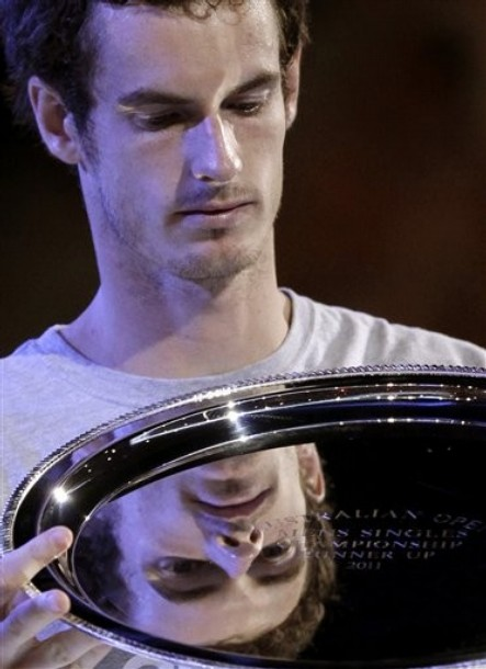 andy murray queens trophy. andy murray « New Balls,