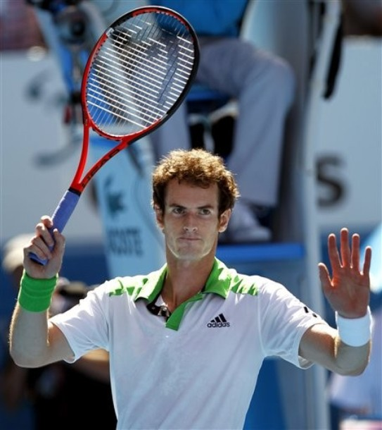 Andy Murray: Magnus Norman « New Balls, Please